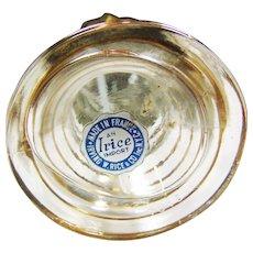 Jeweled Vintage Irice Imported Perfume Atomizer