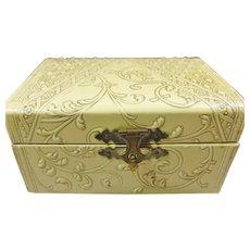Victorian Celluloid Box
