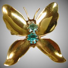 1940s Retro Butterfly
