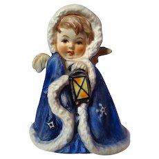 Goebel Hummel Rob 412 Angel With Lantern Figurine