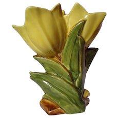 McCoy Double Tulip Vase