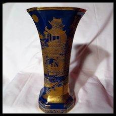 Carlton Ware Wiltshaw & Robinson Temple Pattern Vase 2482