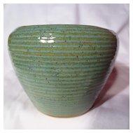 Zanesville Stoneage Modern Homespun Vase