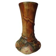 Vintage Weller Baldin Apple Bud Vase
