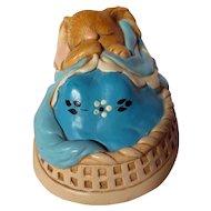 PenDelfin Stoneware Rabbit Poppet