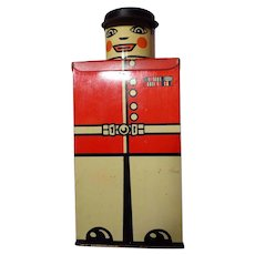 Huntley And Palmers Guardsman Biscuit Tin ~ 1956