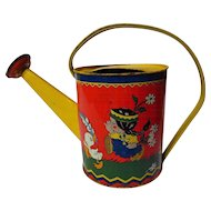 Vintage Ohio Art Company Child's Watering Can