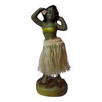 Vintage Hula Girl Dashboard Nodder Bobble