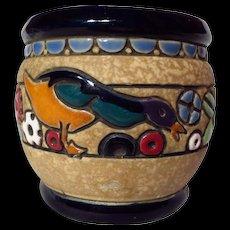 Vintage Amphora Arts and Crafts Vase - Austria