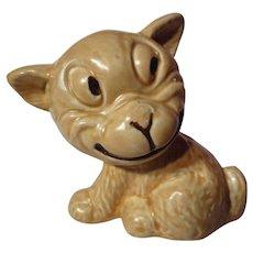 Vintage Price Bros. England Puppy Dog Figurine