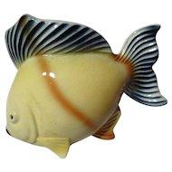 Royal Copley Figural Fish Planter Vase
