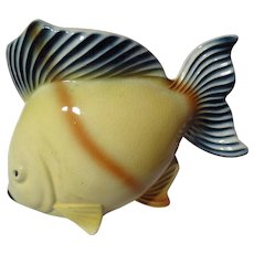 Royal Copley Figural Fish Planter Vase