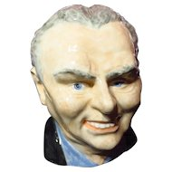 John Diefenbaker Character Mug by Roy Charles Asplin
