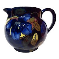 Royal Stanley Ware Jacobean Tropical Fleurs Small Jug