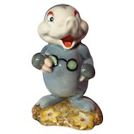 Beswick Dusty Mole David Hand Animaland Figurine