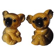 Goebel Koala Bear Figurine Matched Set