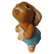 PenDelfin Stoneware Rabbit Rolly With Box