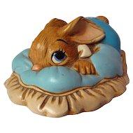 PenDelfin Stoneware Rabbit Dodger