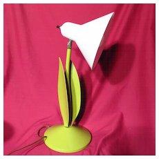 Retro Ornalux Design Co Chartreuse Desk Lamp