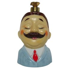 Vintage Figural Atomizer a.k.a. Bob for Calogne or Perfume