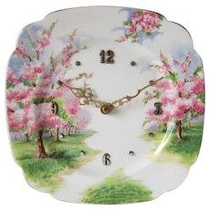 Royal Albert Blossom Time Clock