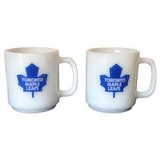 Vintage Toronto Maple Leafs Coffee Mugs