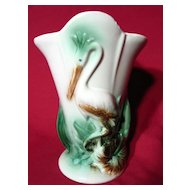 Hull Pottery Regal Crane Vase