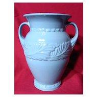 Vintage Abingdon #117 Large Acanthus Leaf Vase