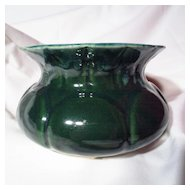 Vintage Hull Imperial Squat Form Vase