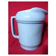 Medicine Hat Pottery Ice Lip Pitcher