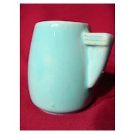Vintage 1930's Medicine Hat Pottery Child's Miniature Pitcher