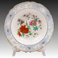 Early 19th C. Spode Slip Decorated Bowl
