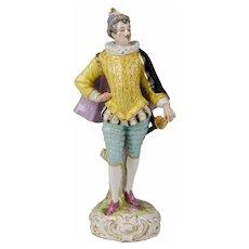 Porcelaine de Paris Figure of Cavalier
