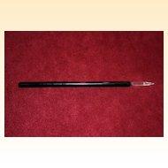 Dark Amethyst Hand-Dip Glass Pen