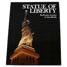 Statue of Liberty The Promise of America by Oscar Handlin
