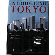 Introducing Tokyo Vintage Coffee Table Art Book