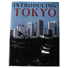 Introducing Tokyo Vintage Coffee Table Art Book