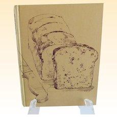 Beard on Bread Vintage Hardcover Cookbook