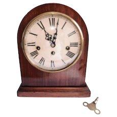 Mid-Century German Hamilton Mantle Clock