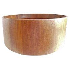 Dansk Design Denmark Teak Wooden Salad Bowl - Made in Denmark