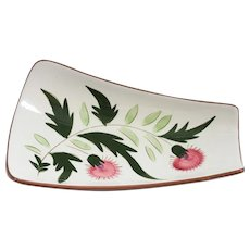 Mid-Century Stangl Redware Pottery Bread/Serving Platter