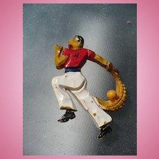 Vintage Bakelite JaiLai Player