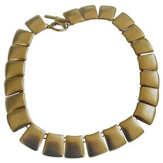 Anne Klein Goldtone  Necklace