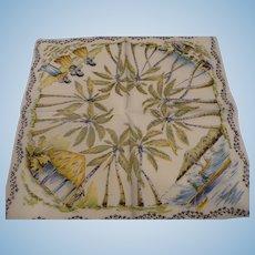 Tropical Hawaii Handkerchief