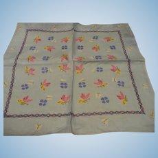 Burmel Butterfly Handkerchief