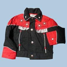 Childs Snap Cowboy Jacket