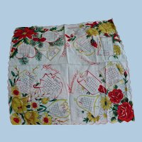 Four Seasons Handkerchief