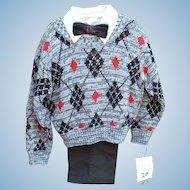 Boys Sweater Suit