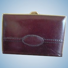 1960's Leather Wallet by Lodis