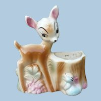 Disney Bambi Wall Pocket Planter